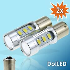 SMD LED BA15S Lampen Xenon Weiss Audi Tagfahrlicht TFL DRL A6 4F C6 S6 RS6