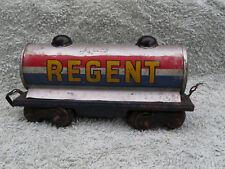 VINTAGE METTOY  MODEL No.XXX     REGENT  TANK WAGON OLD TRAIN ROLLING STOCK
