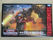 Takara Tomy Transformers Unite Warriors UW06 Grand Galvatron Japan New F/S