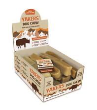 Yakers Natural Himalayan Yak Milk Hard & Long Lasting Dog 20 Medium Chews