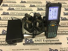 Symbol Wireless Handhand Barcode Scanner Mc9090-Gj w/ 5 Batteries and Charger