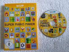 Super Mario Maker Wii U