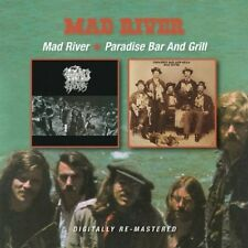 MAD RIVER - MAD RIVER/PARADISE BAR & GRILL  CD NEU