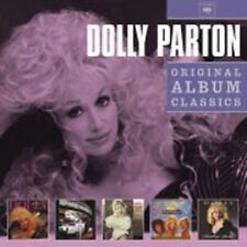CDs de música country álbum Dolly Parton
