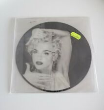 Madonna Vogue Picture Disc 7 Single Vinyl 1990 UNPLAYED MINT NEW X