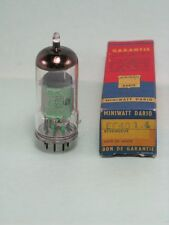 1 tube electronique MINIWATT DARIO EF40 1.4/vintage valve tube amplifier/NOS