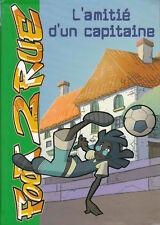 Livre l'amitié d'un capitaine  bibliothèque verte book