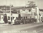 "SAN CLEMENTE El Camino Real CITY HALL Bank of America Photo Print 1528 11"" x 14"""