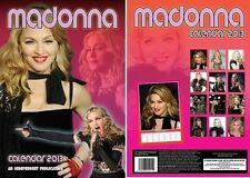 MADONNA 2013 CALENDAR , NEW, SEALED, by Dream