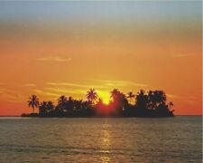 POSTER Sunny Island 16x20