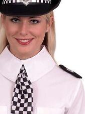 POLIZIOTTA Costume SET COLLARE SCIARPA Spalline Wpc Police Kit Da Smiffys