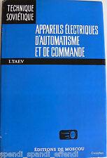 I. TAEV APPAREILS ÉLECTRIQUES D'AUTOMATISME ET DE COMMANDE MIR 1977