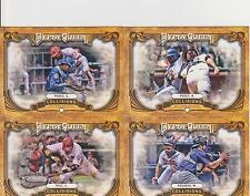 2013 Topps Gypsy Queen Collisions At The Plate Complete Insert Set 10 Cards