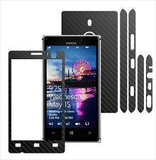 3D Carbon Skin,Full Body Protector for Case,Vinyl Wrap For Nokia Lumia 925