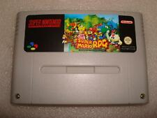 Super Mario RPG Legend of the Seven Stars PAL in english Super Nintendo SNes