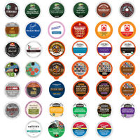 Custom Variety Pack Bold Coffee Single Serve Cups for Keurig K Cup Sampler 40 Ct