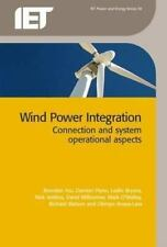 Wind Power Integration : Connection and System Operational Aspects 50 by Nick...