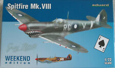 Eduard 1/72 EDK7442 Supermarine Spitfire Mk VIII Weekend Edition