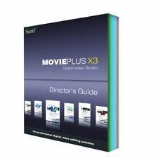 MoviePlus X3 Directors Guide By Serif Europe Limited
