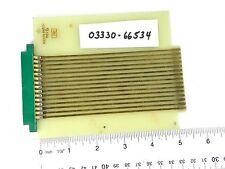Agilent HP Keysight 03330-66534 30 Pin Extension Board 5 in