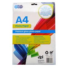 A4 Premium Photo Paper - Gloss - 10 Sheets