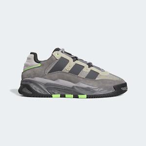 adidas Originals Mens Niteball Bold shoes grey