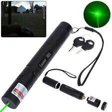 10 Meilen 301 Military 532nm Green Laser Pointer Lazer Pen Sichtbares Licht Neu