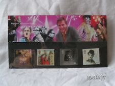 ROYAL MAIL MINT STAMPS ENTERTAINER'S TALE.