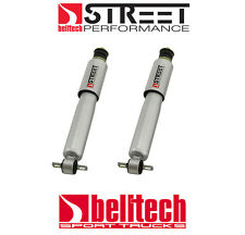 """97-03 Ford F150 Street Performance Front Shocks for 0"""" - 2"""" Drop - Pair Belltech"""