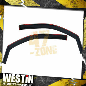 For 1998-2001 Mazda B2500 In-Channel Wind Deflector