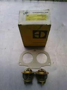 Caterpillar thermostat kit 4N6959 new old stock item.