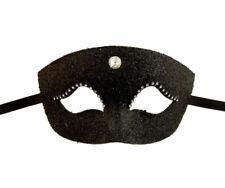 Masque de Venise Colombine Cavaliere Noir pour Bal Venitien  1021 CA2C