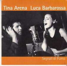 CD SP 2 T  TINA ARENA / LUCA BARBAROSSA *SEGNALI DI FUMO*