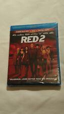 RED 2 ( Blu-ray / DVD, 2013, 2-Disc Set, Includes Digital Copy)