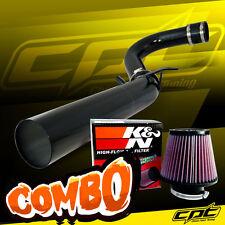 11-15 Chrysler 300 3.6L V6 Black Cold Air Intake + K&N Air Filter