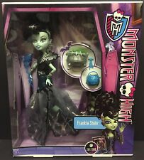 Monster High Ghouls Rule Frankie Stein Doll 2012 New