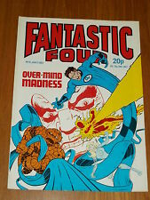 FANTASTIC FOUR #15 MARVEL BRITISH WEEKLY 12 JANUARY 1983