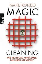 MAGIC CLEANING ►►►ungelesen ° von Marie Kondo ° Taschenbuch °