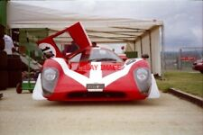 PHOTO  DAVID PIPER'S LOLA T70 MK3B # SL 76/148.  THIS CAR WAS RACED BY SWEDE PIC