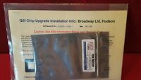 Ho scale Broadway Limited  Hudson 300 BLI  QSI Chip Upgrade