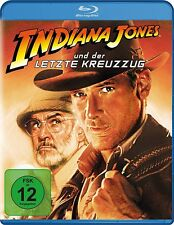 DENHOLM ELLIOTT SEAN CONNERY - INDIANA JONES 3 LETZTE KREUZZUG   DVD NEU