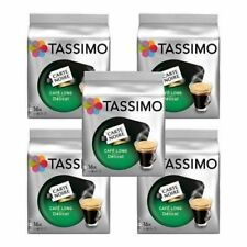 Tassimo Carte Noire Cafe Long Delicat Coffee 5 Packs, 80 t disc / Servings