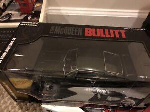 Greenlight Ford Mustang Bullitt 1/24