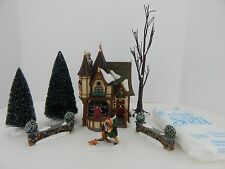 Dept 56 Dickens Village 1 Royal Tree Court #58506 Never Displayed