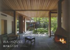 WA ]HOUSE- Toshihito Yokouchi Housing Collection Book