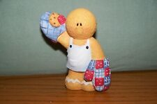 Sarah's Attic Mitsie Yummykins Gingerbread Man Sarahs Nib