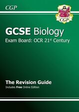 GCSE Biology OCR 21st Century Revision Guide (with online edition) (A-G course),