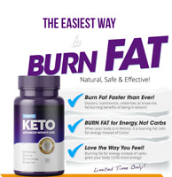 PUREFIT KETO ADVANCED WEIGHT LOSS (60 Capsules) FAST & FREE SHIPPING