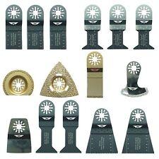 15 hojas de Universal topstools conjunto Fein Multimaster Bosch Makita Ryobi Multitool