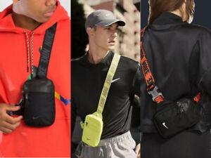 Nike Sportswear Essentials Hip Small Shoulder Bag Messenger Handbag Front Pouch